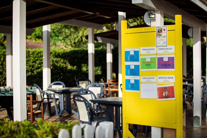 Arcomagno family resort Mini Club