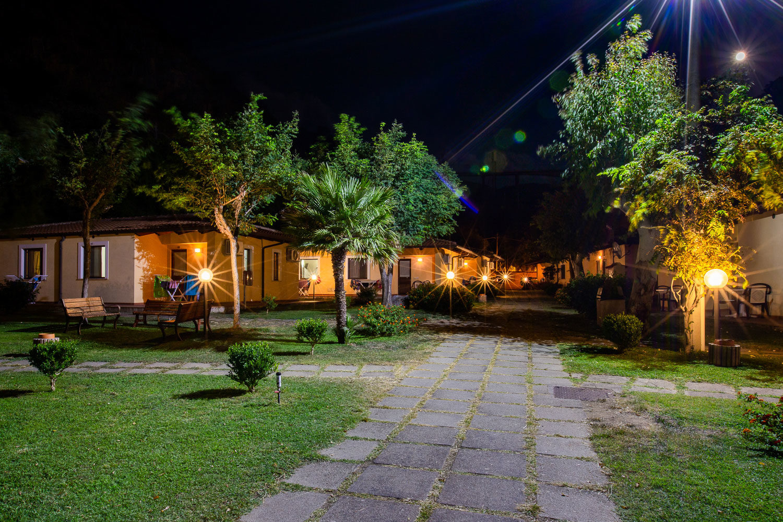 Arcomagno Resort Junior Suite - Giardino
