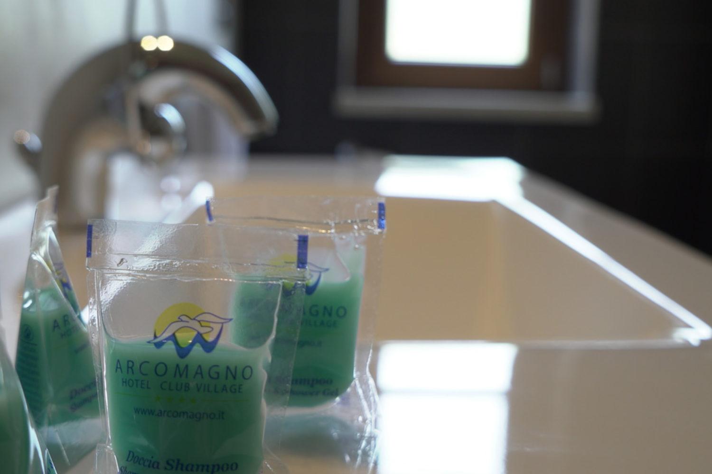 Arcomagno Resort Junior Suite - Set di cortesia