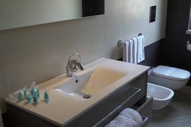 Arcomagno Resort Junior Suite - Bagno