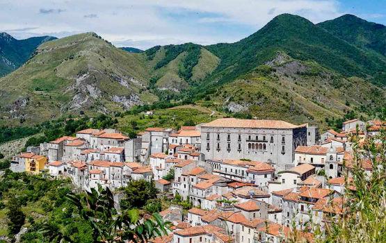 Aieta - Fra i borghi più belli d'Italia