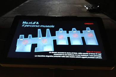 MU.VI.D'A,  Museo Virtuale di Aieta
