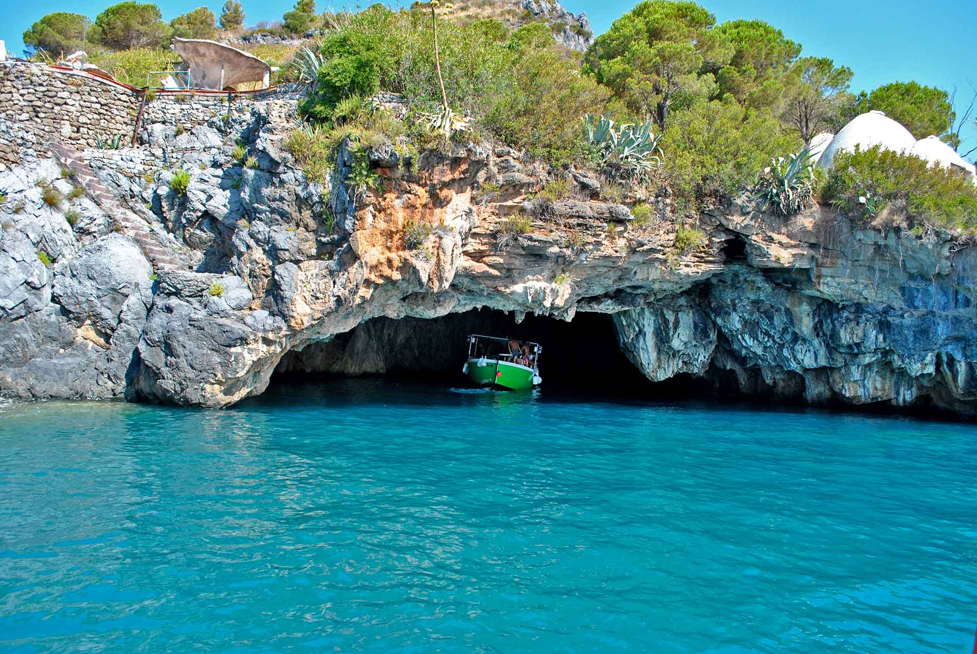 Offerta Mini crociera Grotta del Leone