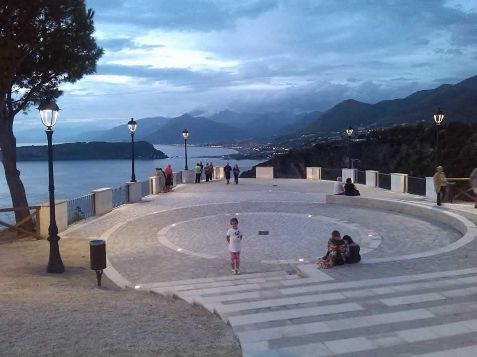 San Nicola Arcella - Belvedere