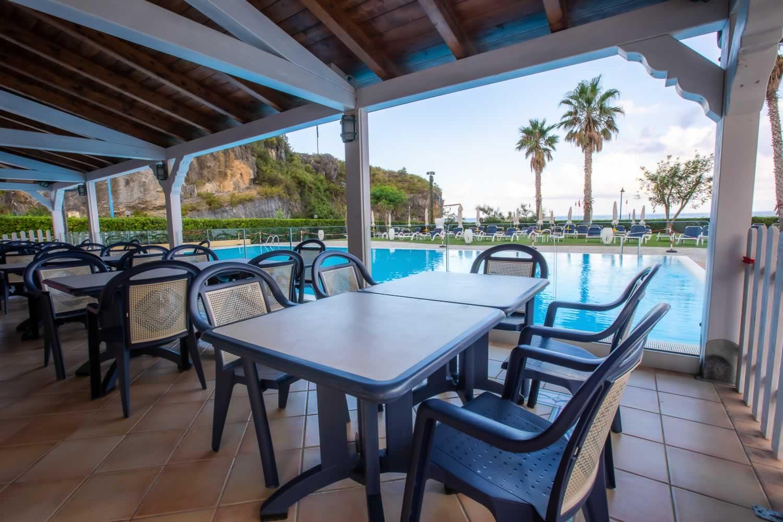Arcomagno Resort - Area ristoro