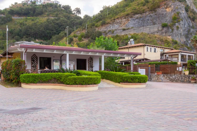 Villaggio Arcomagno Reception