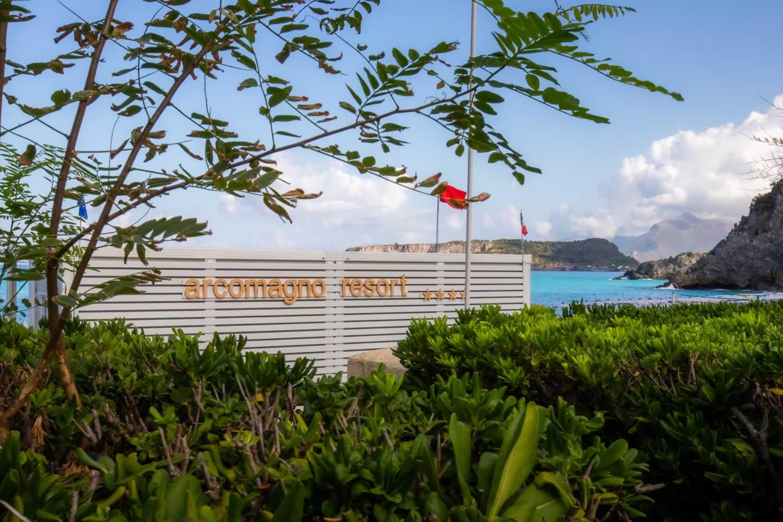 Arcomagno Resort - Servizio Spiaggia