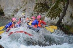 Parco del Pollino Rafting Lao