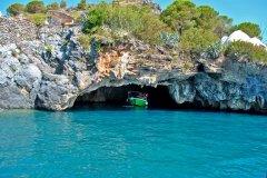 Grotta del Leone Isola Dino Praia a Mare